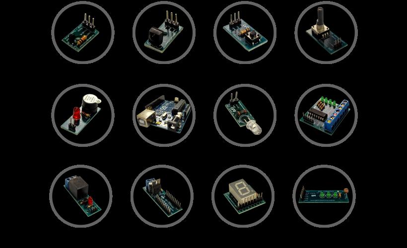 Ganhe um Kit Arduino Maker